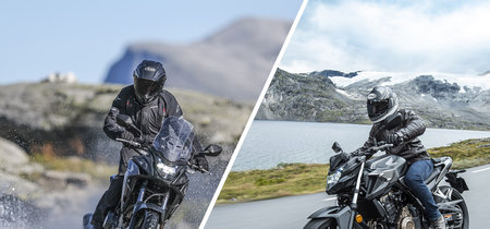 Honda CB500F y CB500X: Polivalencia para el carnet A2 en sabor naked deportivo o trail