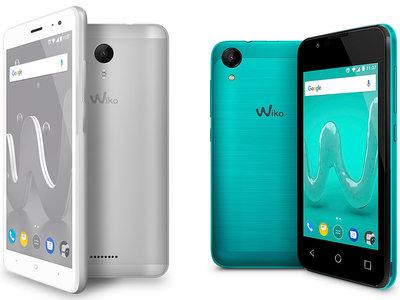Wiko Jerry 2 y Sunny 2: dos nuevos smartphones para la gama más básica y asequible de la marca