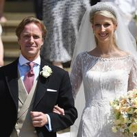 Los invitados a la boda de Lady Gabriella Windsor y Mr Thomas Kingston nos invitan a sumar color a nuestros looks