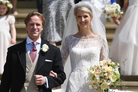 Los invitados a la boda de Lady Gabriella Windsor y Mr Thomas Kingston nos invitan a sumar color a nuestros looks