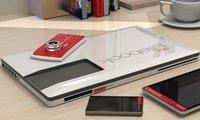 Lifebook: Un ordenador con una tablet, cámara digital y un teléfono