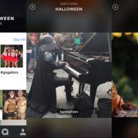 Instagram aprovecha Halloween para estrenar una nueva sección de vídeos seleccionados