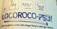 ¿LocoRoco en PlayStation 3?