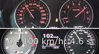 Audi S3 vs BMW M135i xDrive. ¿Ese sonido perdona dos décimas?