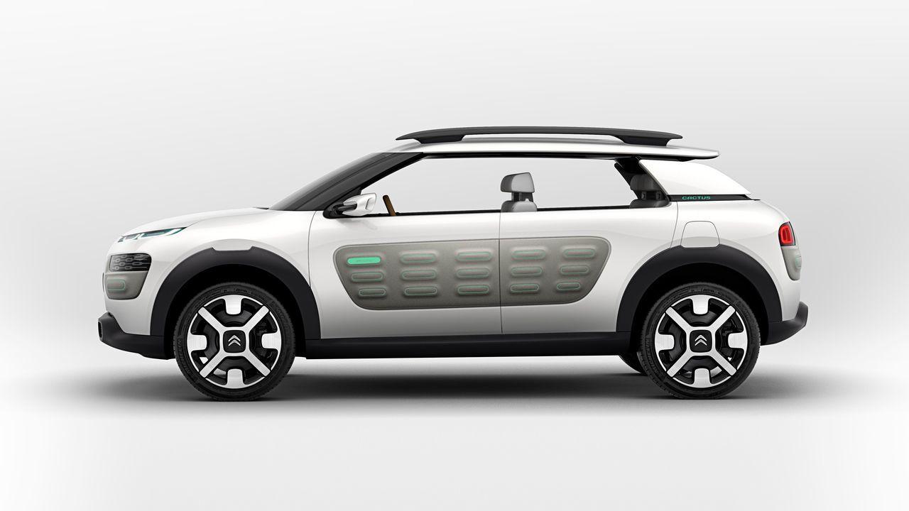 Foto de Citroën Cactus (3/4)