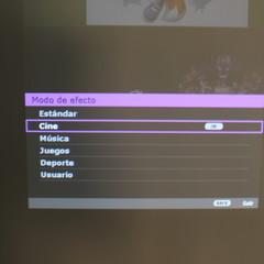Foto 7 de 12 de la galería menu-proyector en Xataka Smart Home