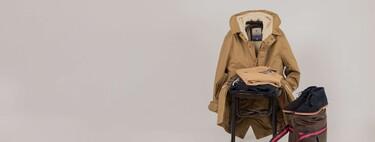 Los abrigos y gabardinas reversibles de El Ganso son el 2x1 perfecto para combatir el frío y la lluvia