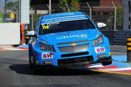 Pepe Oriola tendrá su primera oportunidad al volante de un TC1 en Macao