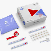 Alguien ha registrado #MeToo como empresa y vende un kit anti-violación con pruebas de ADN caseras