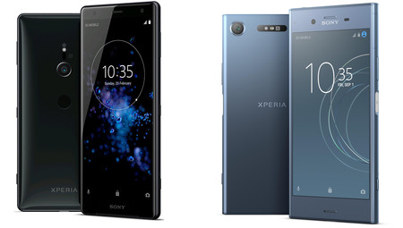 Xz2 Vs Xz1 Sony