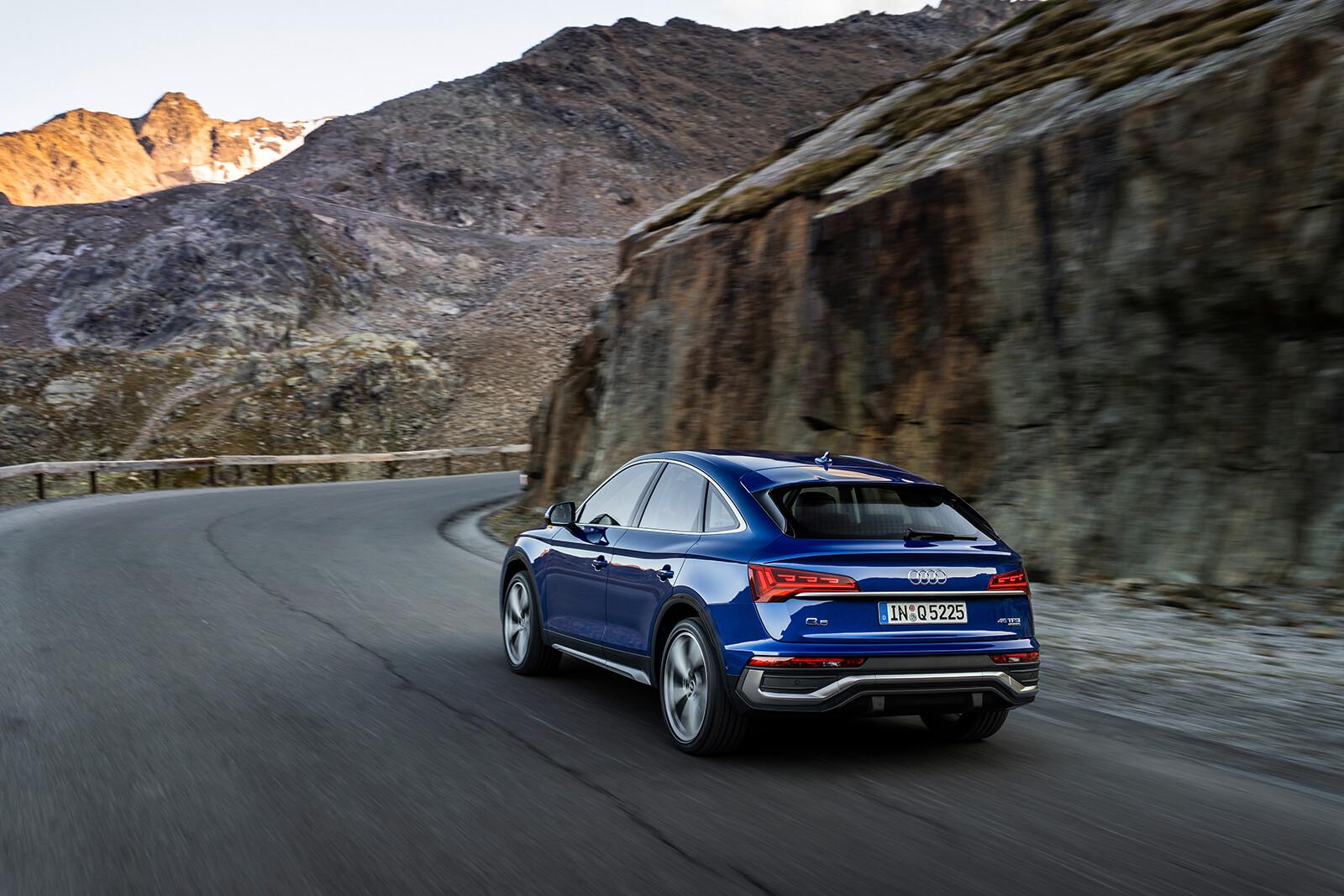 Foto de Audi Q5 Sportback (6/13)