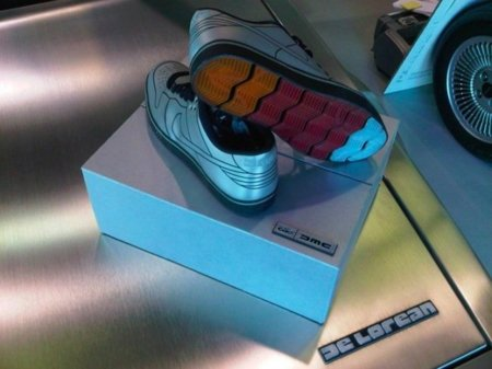 Nike Delorean