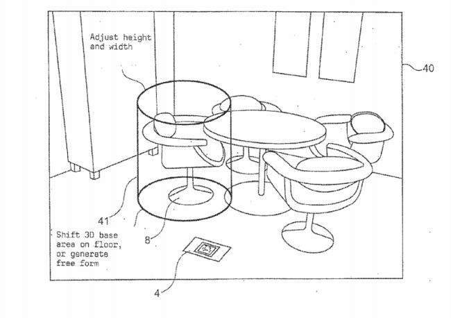 Apple quiere que redecores tu casa con esta patente de realidad aumentada