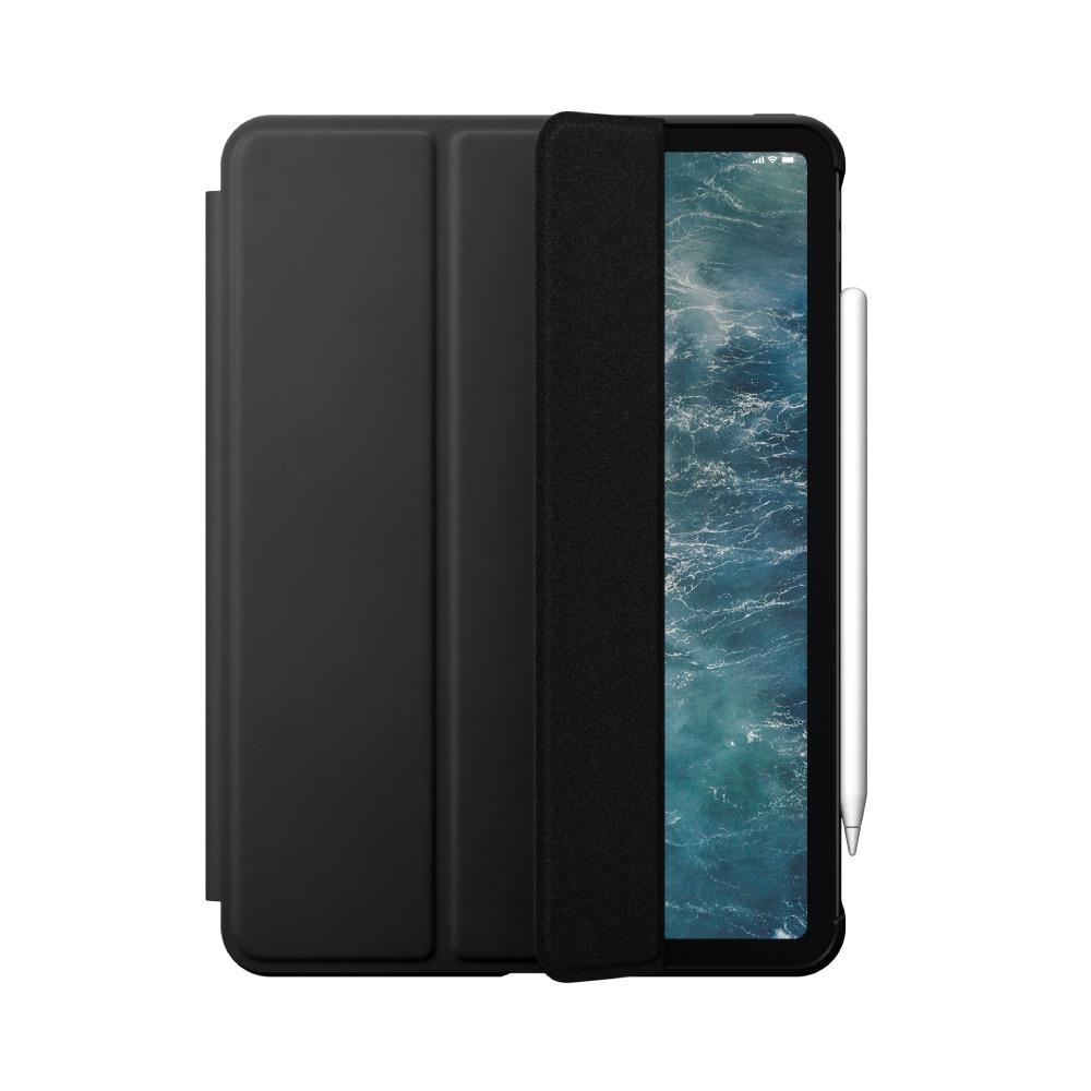 "Nomad Rugged Folio funda iPad Pro 11"" Piel Negra"