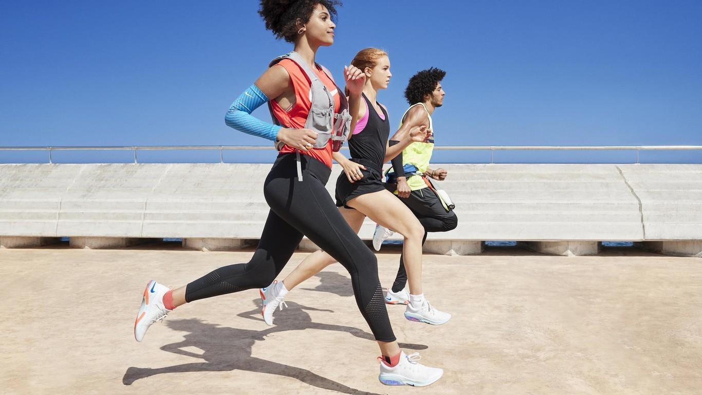 Trotar sin adelgazar abdomen y cintura