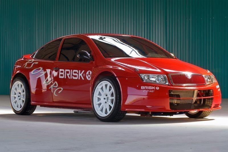 Foto de Brisk RS 01 WRC (16/19)