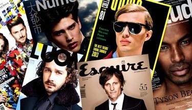 El Kiosko de Trendencias Hombre. Ya están aquí los esperados september <em>issues</em> (II)