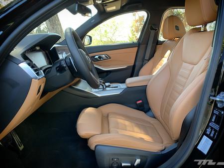 BMW Serie 3 2019 interior plazas delanteras