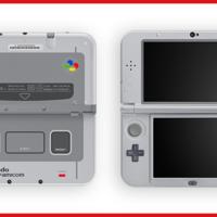 Si te gusta la New 3DS edición Super Nintendo, espera a ver la caja en la que viene