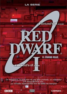 Enano Rojo ya tiene fecha de lanzamiento en DVD