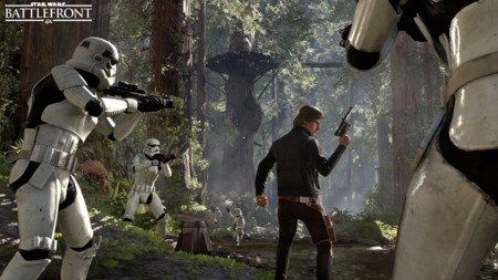 EA revela Héroes y Villanos y más modos para su Star Wars Battlefront