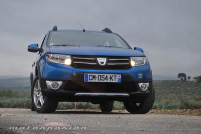 Dacia Sandero Stepway 2013, presentación y prueba en Andalucía