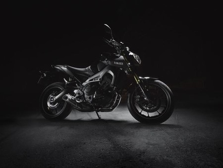 Yamaha MT-09, la nueva moto japonesa al detalle