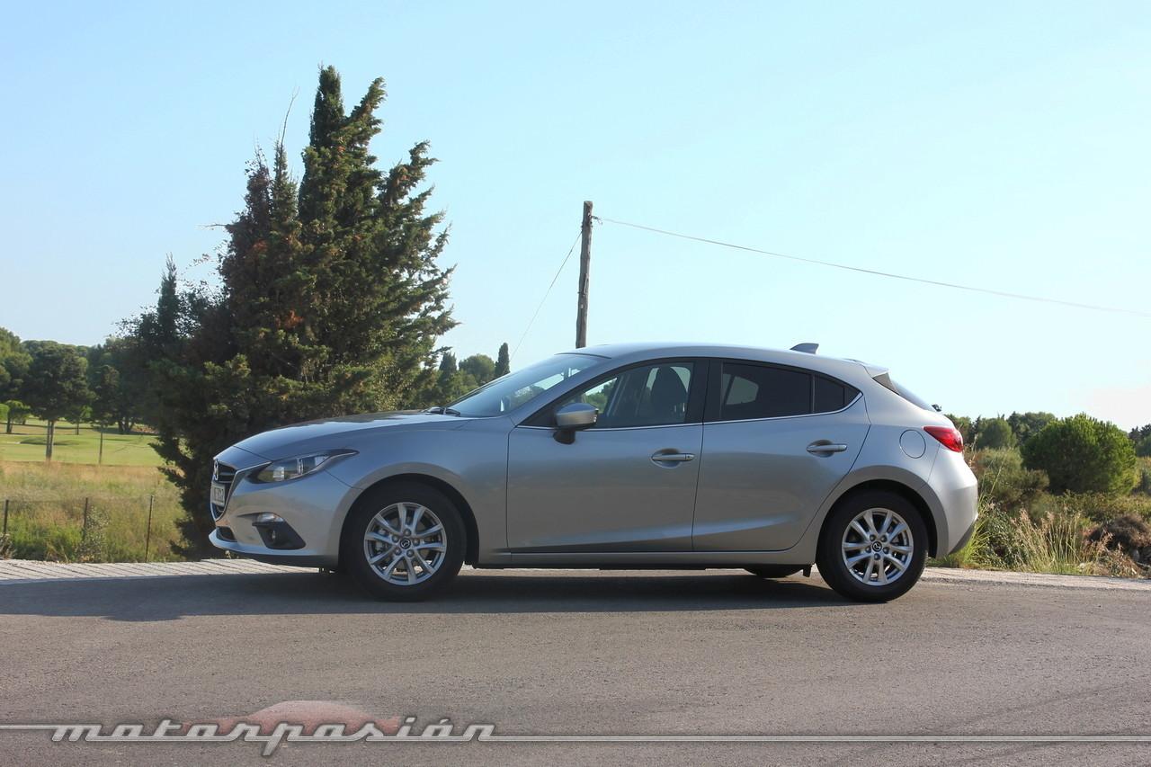 Foto de Mazda3 2013, presentación y prueba (26/61)
