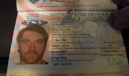 Ulbricht Passport
