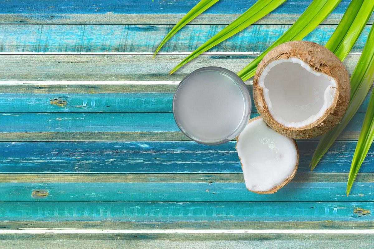 leche de coco sirve para bajar de peso