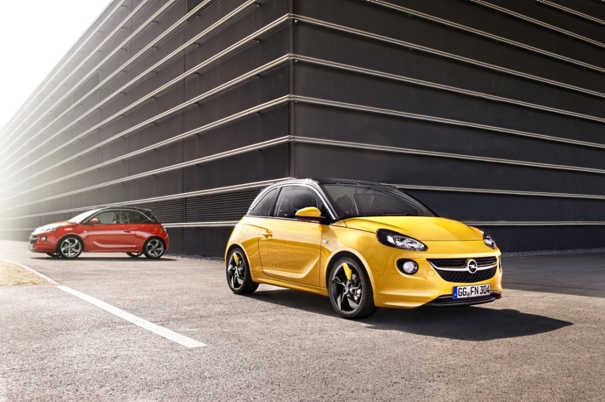 Foto de Opel Adam (29/50)