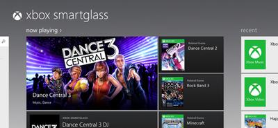 Todo sobre Xbox SmartGlass
