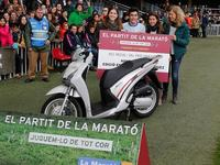 """Honda Scoopy SH125i """"Edición Especial Marc Márquez"""" por una buena causa"""