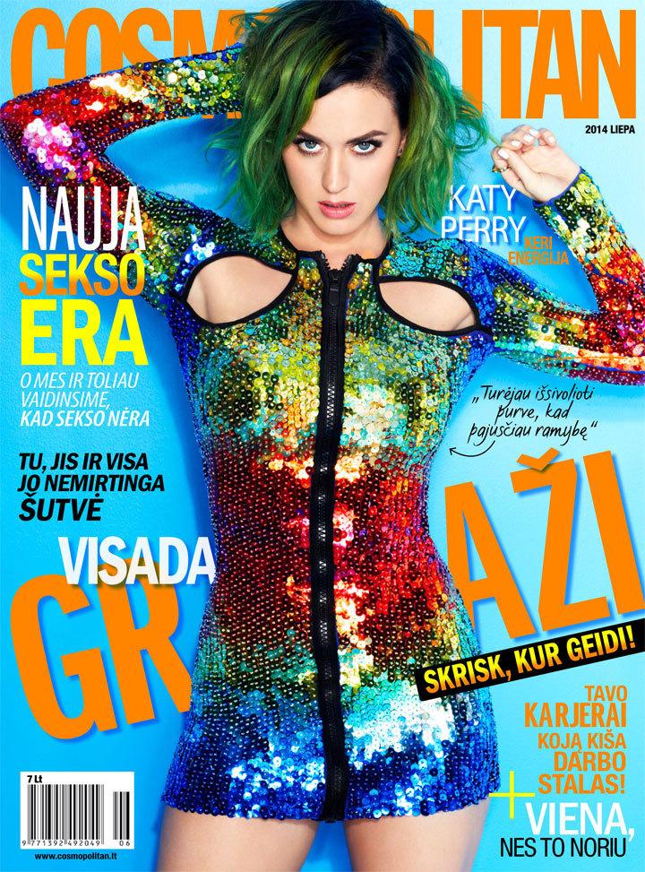 Foto de Katy Perry en Cosmopolitan (7/12)