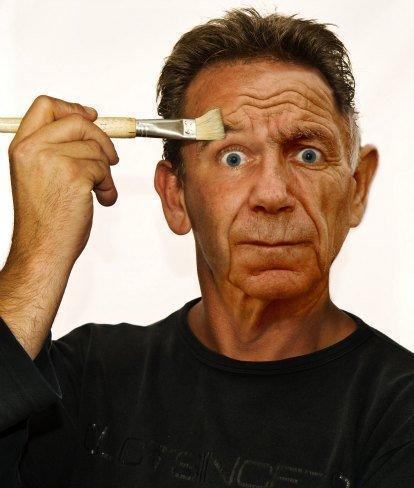 Maquillaqje hombre