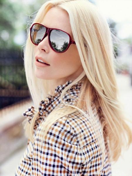 La colección de gafas Claudia Schiffer by Rodenstock