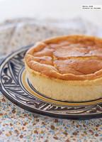 Cómo hacer cheesecake o tarta de queso japonesa. Receta
