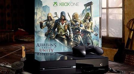 Revelado el bundle de Assaassin's Creed con Xbox One