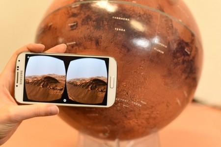 Con este sistema inmersivo puedes visitar Marte sin salir de casa