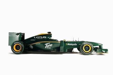 Team Lotus ya tiene nombre para su monoplaza, TL11