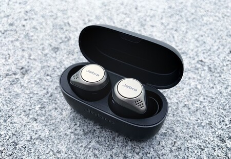 Los auriculares Bluetooth sin cables Jabra Elite 75t con ANC y buena batería marcan nuevo mínimo histórico en Amazon: 95,20 euros