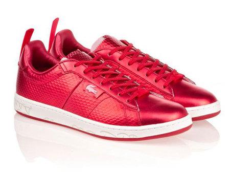 Lacoste lanza una colección de zapatillas con motivo del año del Dragón
