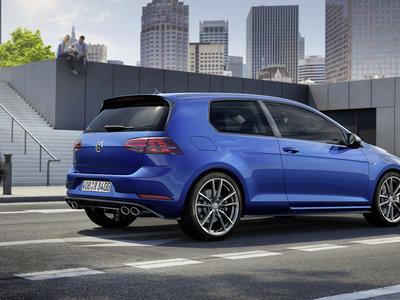 El Volkswagen Golf R también se actualiza y ahora tiene 310 caballos