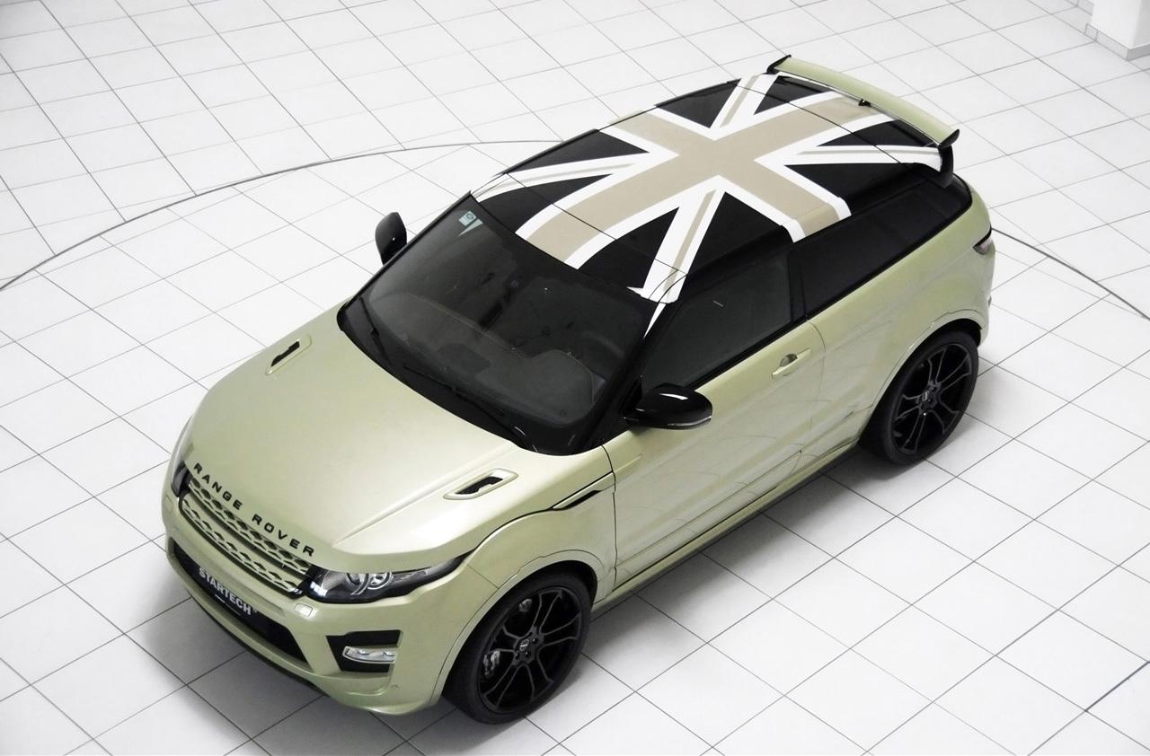 Foto de Startech Range Rover Evoque (20/31)