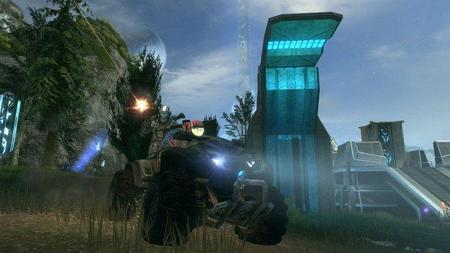 Los cambios en 'Halo: Anniversary' van mucho más allá de una simple mano de pintura