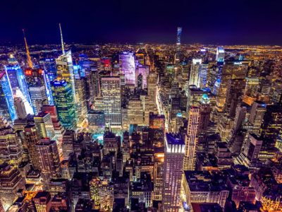 Un impresionante paseo en 8K por la capital del mundo: 'Colors of New York'
