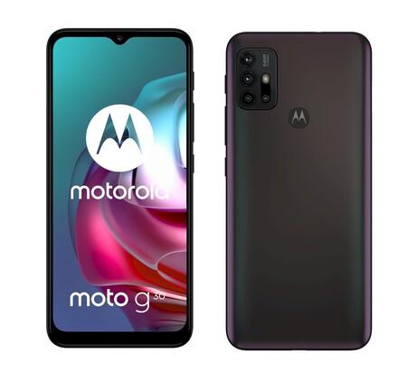 Motorola Moto G30 Oficial Caracteristicas Tecnicas