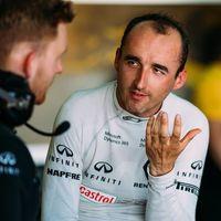 Williams probará si Kubica está en condiciones de volver a la Fórmula 1