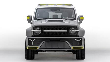 El WEY Cyber Tank 300 es una mezcla entre un Ford Bronco y Mercedes Clase G por mucho menos dinero