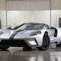 Ford GT Competition Series, un bólido devorador de asfalto, más ligero y más veloz